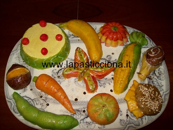 Frutti di martorana