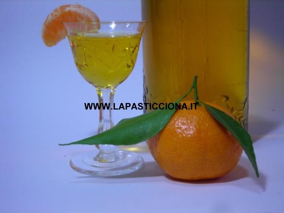 Liquore di mandarini