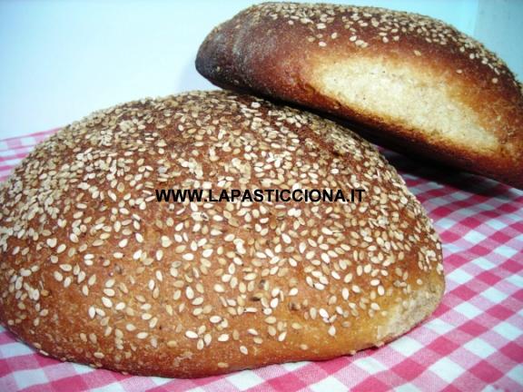 Pane cafone (contadino)