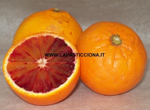 Confettura di arance sanguinella