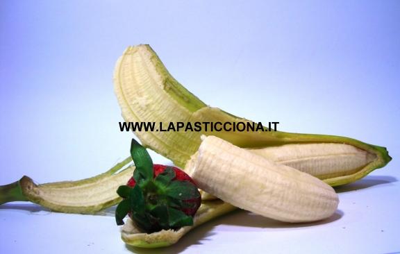 Gelatina di banane
