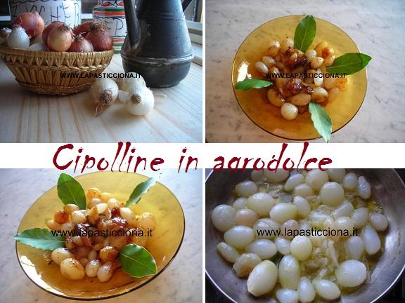 Cipolline in agrodolce 8