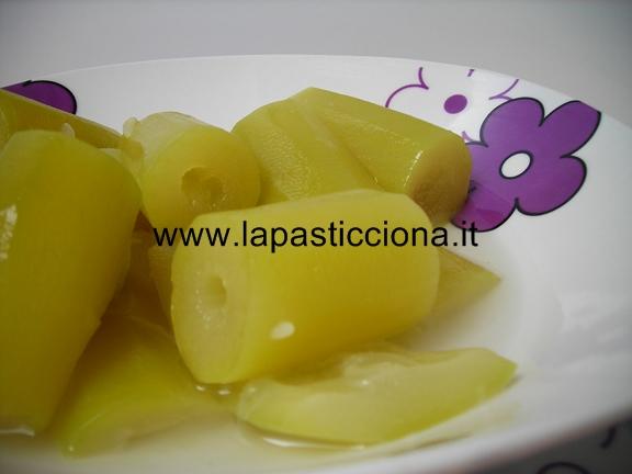 Zucchina lunga bollita