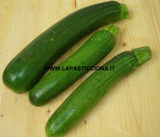 Zucchine in salamoia