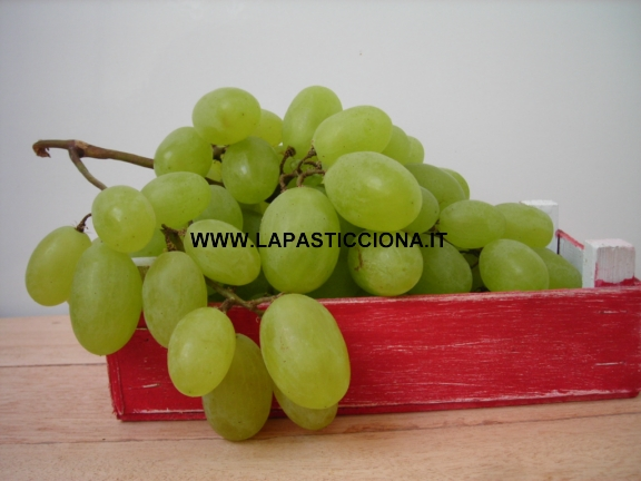 Gelatina d'uva bianca