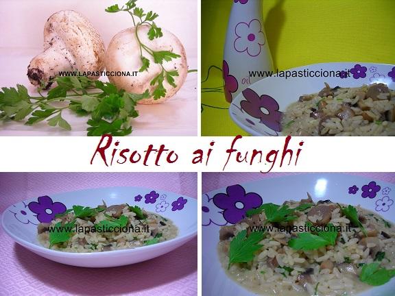 Risotto ai funghi 8