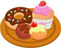 Menù Biscotti e dolcetti