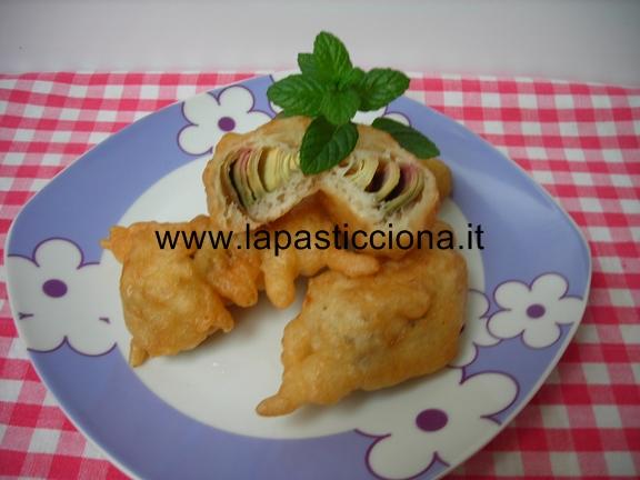 Carciofi in pastella 7