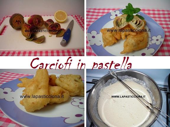 Carciofi in pastella 8