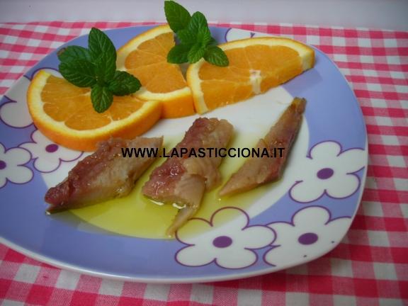 Insalata di arance, olive e aringhe 1