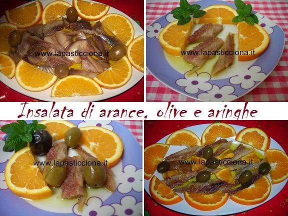 Insalata di arance, olive e aringhe 6