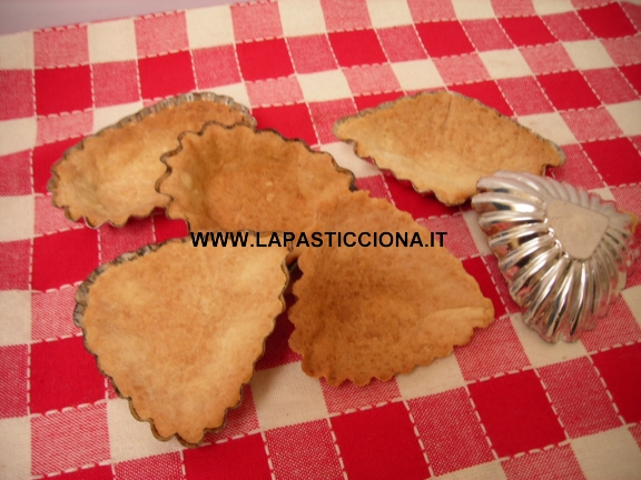 Pasta brisèe ( per torte e  tartellette salate )