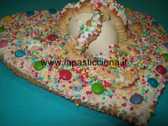 Pupi cu l'ova (Biscotti Pasquali con l'uovo )7