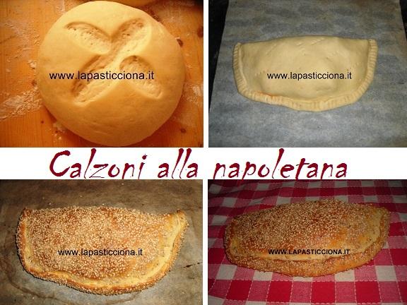 Calzoni alla napoletana 2