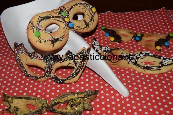 Dolci maschere di Carnevale 11