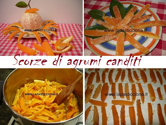 Scorze di agrumi canditi 10