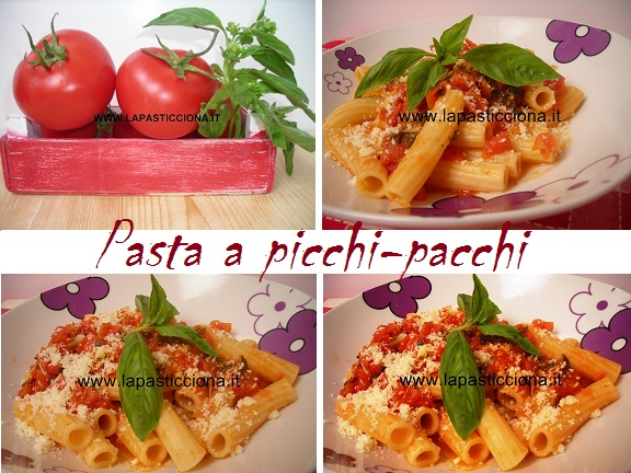 Pasta a picchi-pacchi 8