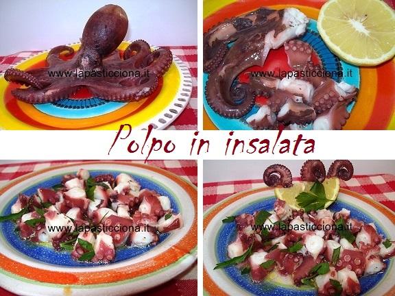 Polpo in insalata 8