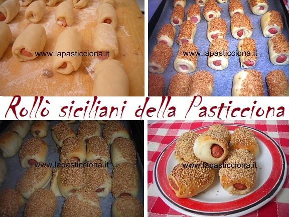 Rollò siciliani della Pasticciona
