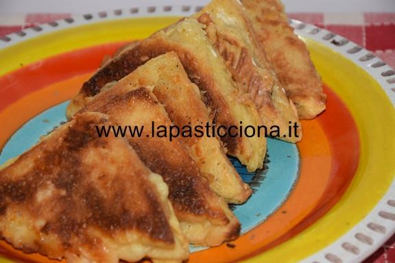 Mozzarella in carrozza al forno 11