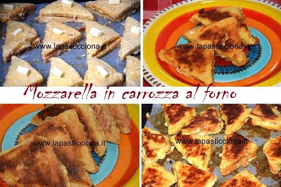 Mozzarella in carrozza al forno 12