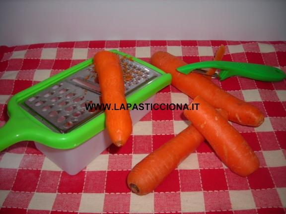Plum-cake alle carote