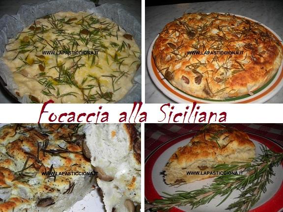 Focaccia alla Siciliana 5