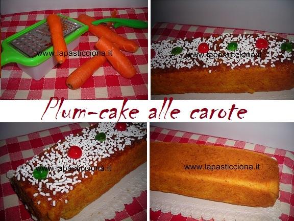Plum-cake alle carote 8