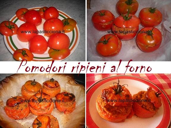 Pomodori ripieni al forno 8