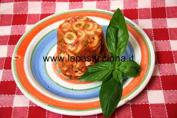Timbalette ( timballetti) al forno
