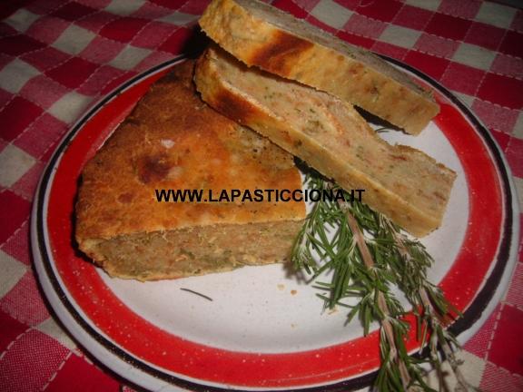 Torta di pane al rosmarino 5