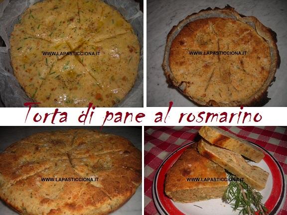 Torta di pane al rosmarino 9