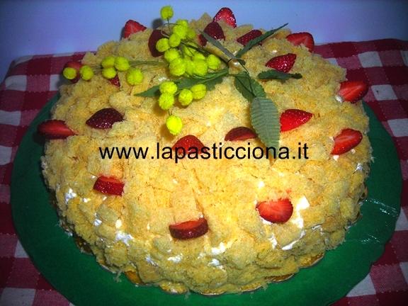 Torta mimosa 7