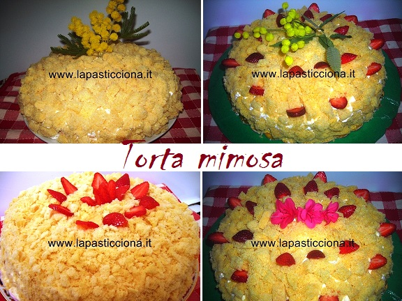 Torta mimosa 8