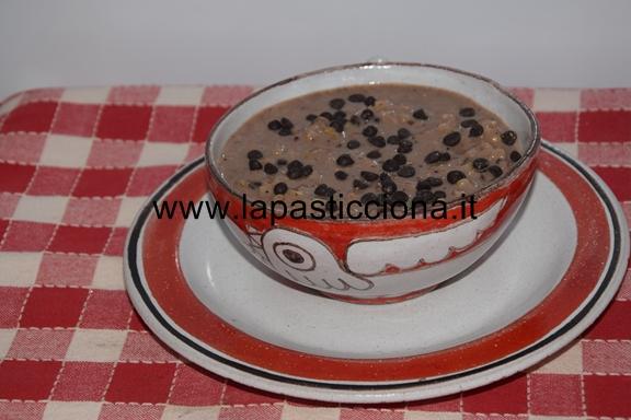 Cuccìa con crema di latte 2