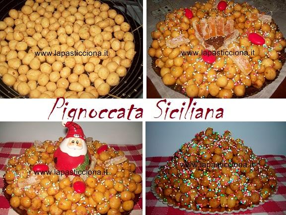 Pignoccata siciliana 8