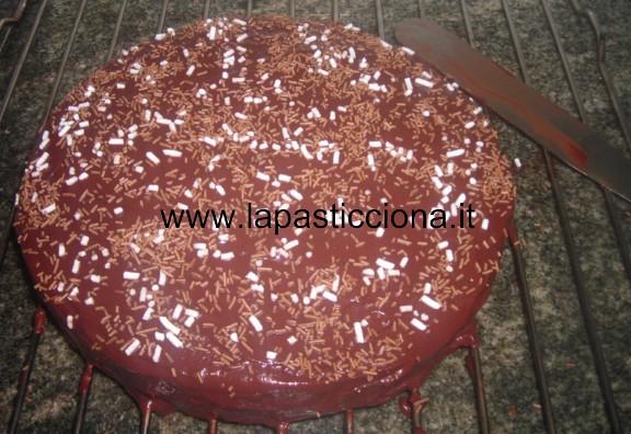 Torta al cacao 9