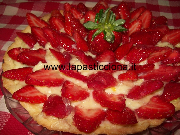 Crostata fragolosa 12
