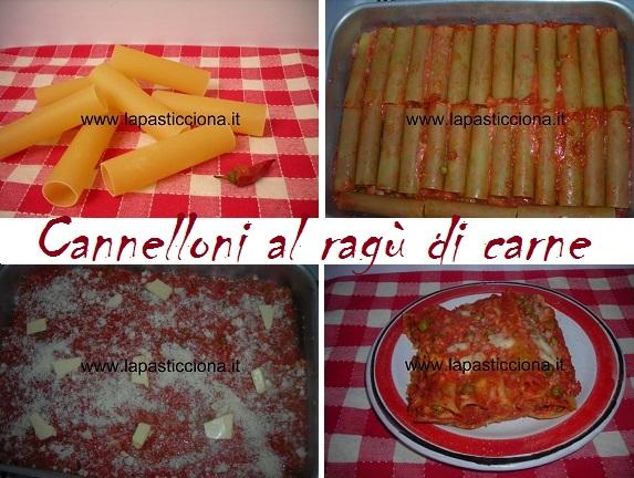 Cannelloni al ragù di carne 8