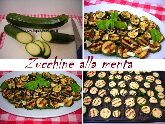 Zucchine alla menta 8