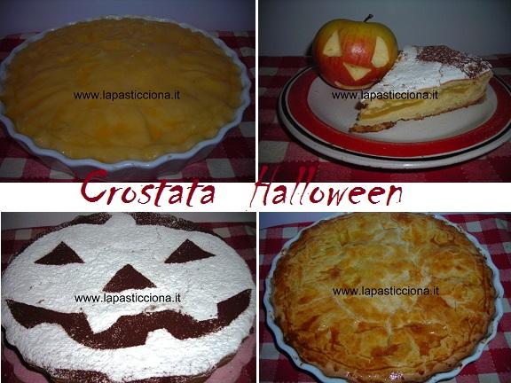 Crostata Halloween 1