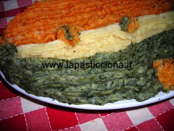 Purè di patate tricolore 9