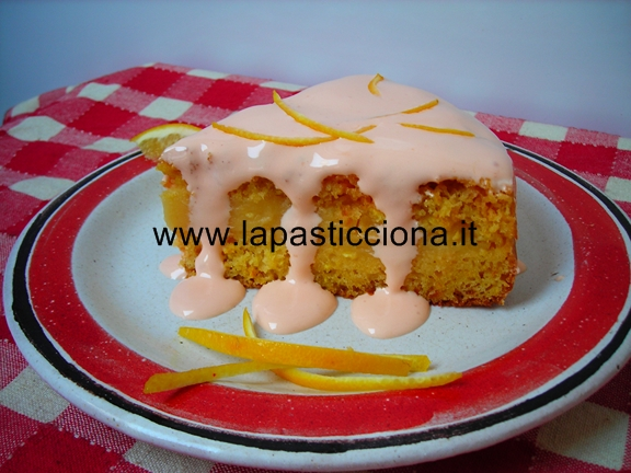 Torta all'arancia Siciliana 9