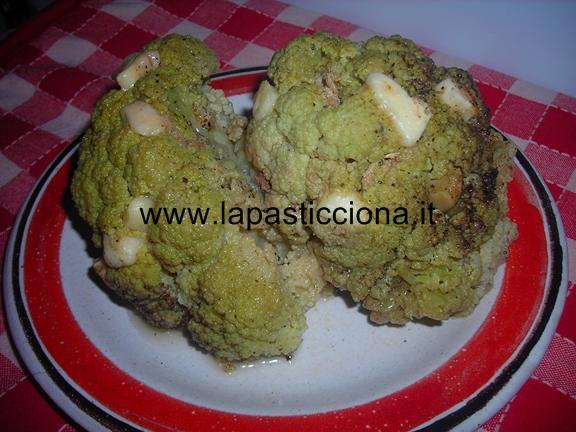 Broccoli affucati alla Siciliana (Cavolfiore in umido) 7
