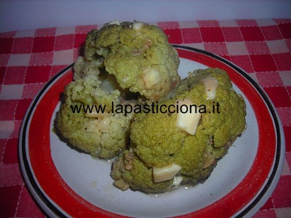 Broccoli affucati alla Siciliana (Cavolfiore in umido) 9