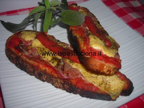 Pane pizza 1