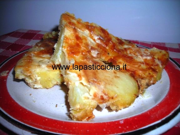 Patate gratinate 5