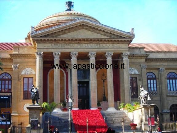 Teatro Massimo ( Palermo)