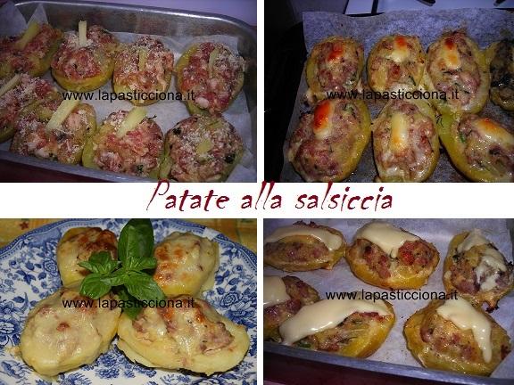 Patate alla salsiccia 8