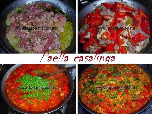 Paella casalinga 8